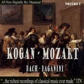 Kogan: Mozart - Bach - Paganini, Volume 1 by Leonid Kogan
