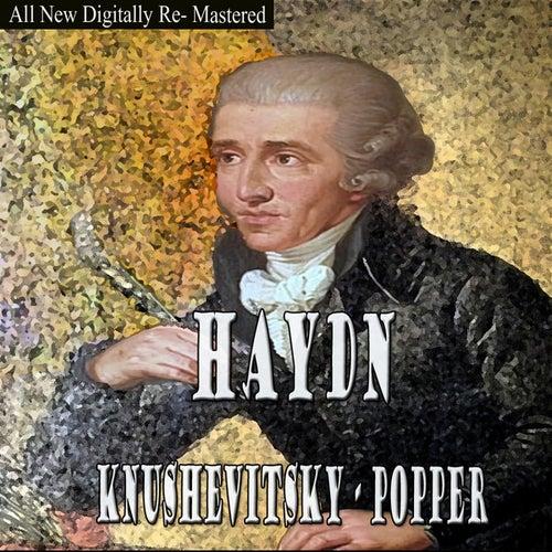 Haydn, Popper -  Knushevitsky by Sviatoslav Knushevitsky