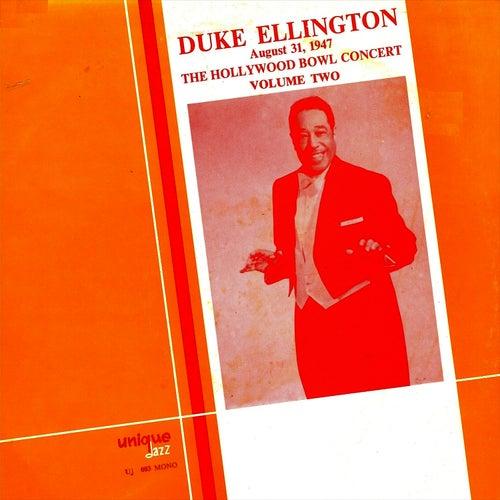 The Hollywood Bowl Concert - Vol 2 by Duke Ellington