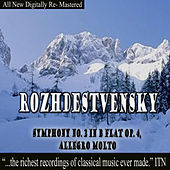 Rozhdestvensky Symphony No. 2 in B flat Op. 4, Allegro Molto by Various Artists