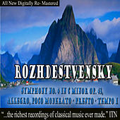 Rozhdestvensky Symphony No. 4 in C Minor Op. 43 by USSR Ministry of Culture Symphony Orchestra