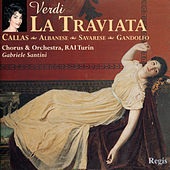 Verdi: La Traviata by Maria Callas