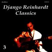 Django Reinhardt Classics Vol. 3 by Django Reinhardt