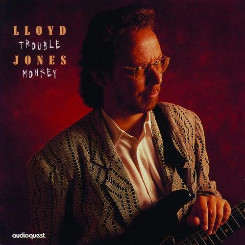 Trouble Monkey by Lloyd Jones