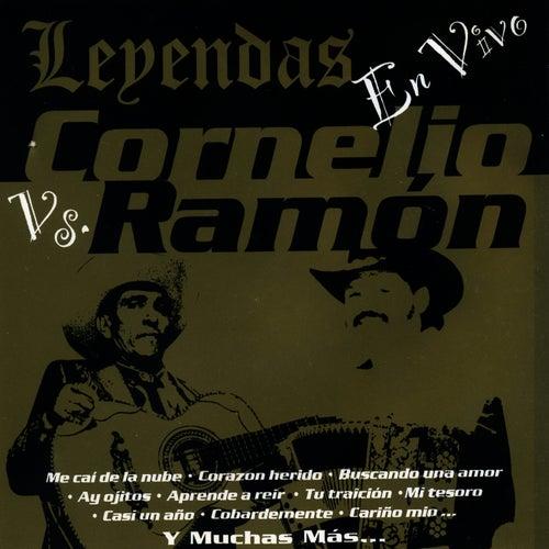 Leyendas En Vivo by Cornelio Reyna