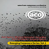 Emerging Composers by American Composers Orchestra