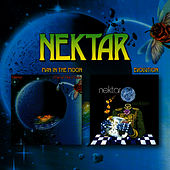 Man in the Moon / Evolution by Nektar