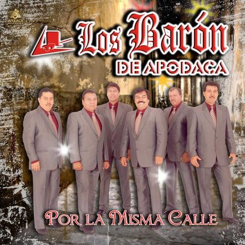 Por la Misma Calle by Los Baron De Apodaca
