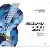 Salzburg Concert by Miscelanea Guitar Quartet