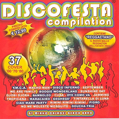 Discofesta Compilation by Mirko Casadei Beach Band
