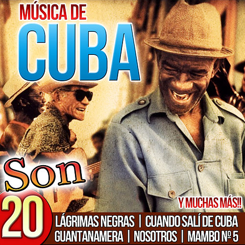 Música de Cuba. Son 20 by Various Artists