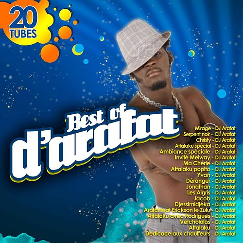 Best of d'Arafat (20 tubes) by DJ Arafat
