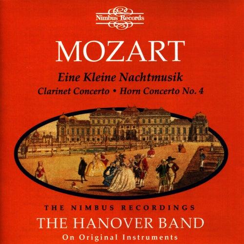 Mozart: Eine Kleine Nachtmusik by The Hanover Band