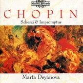 Chopin: Scherzi & Impromptus by Marta Deyanova