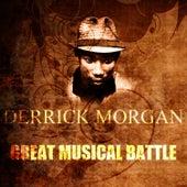 Great Musical Battle by Derrick Morgan