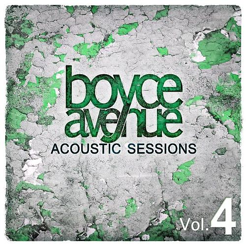 Acoustic Sessions, Vol. 4 by Boyce Avenue