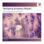 Mozart: 4 Piano Sonatas by Lili Krauss