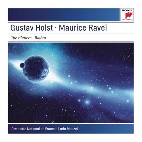 Holst: The Planets, Op. 32, Ravel: Bolero by Lorin Maazel