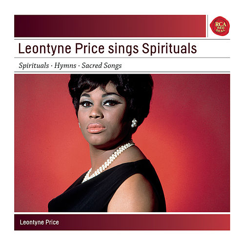 Leontyne Price sings Spirituals by Leontyne Price