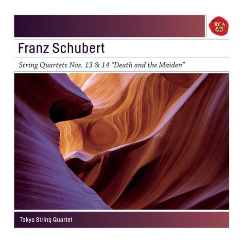 Schubert: String Quartets 13 & 14 by Tokyo String Quartet