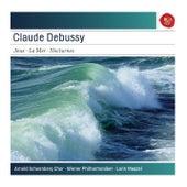 Claude Debussy: La Mer, Jeux, Nocturnes by Wiener Philharmoniker