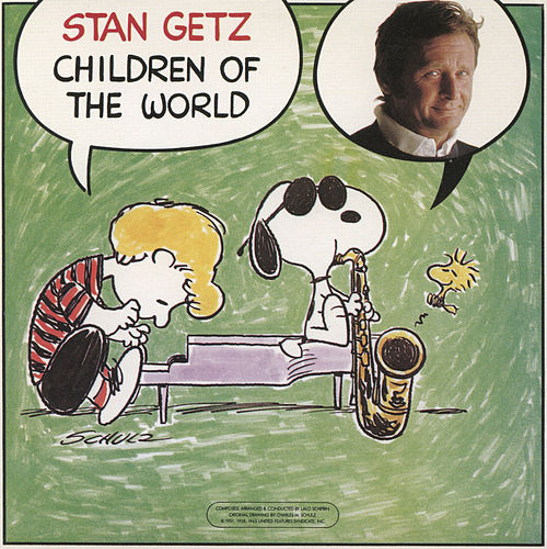 Children of the World by Stan Getz