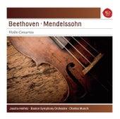 Beethoven: Violin Concerto; Mendelssohn: Violin Concerto by Jascha Heifetz