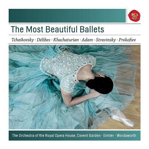 The Most Beautiful Ballets by Various Artists