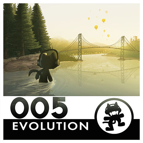 Monstercat 005 - Evolution by Various Artists