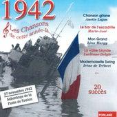 1942 : Les chansons de cette année-là (20 succès) by Various Artists