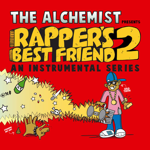 Rapper's Best Friend 2 by The Alchemist