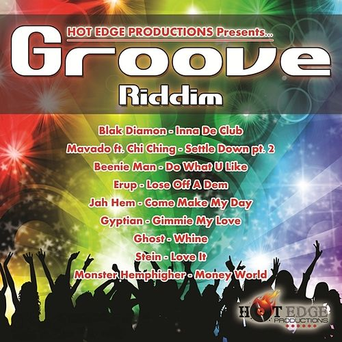 Groove Riddim by Various Artists