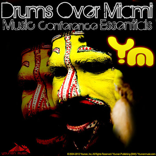 Drums Over Miami 12 (Music Conference Essentials) by Various Artists