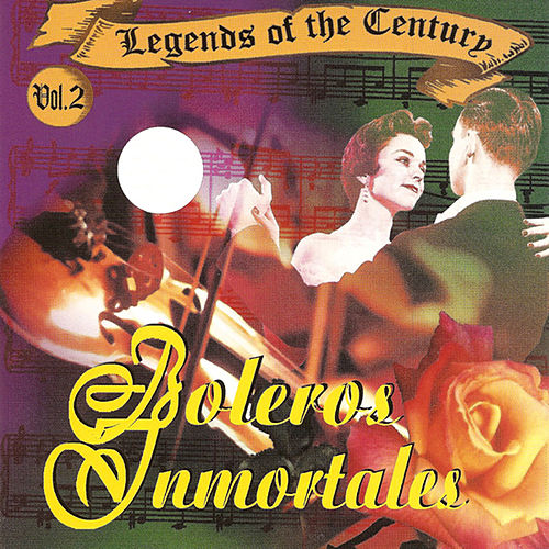 Boleros Inmortales Vol. 2 by Various Artists