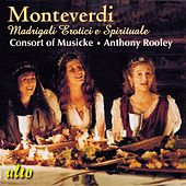 MONTEVERDI: Madrigali Erotici e Spirituale by Various Artists