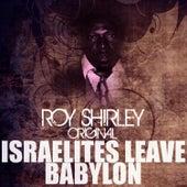 Israelites Leave Babylon by Roy Shirley