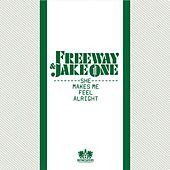 She Makes Me Feel Alright - Single by Freeway