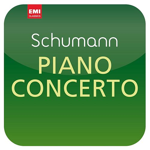 Schumann: Piano Concerto ('Masterworks') by Mariss Jansons