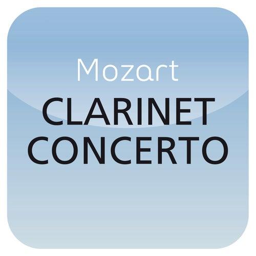 Mozart: Clarinet Concerto ('Masterworks') by Sabine Meyer