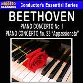Beethoven: Piano Concerto No. 1 - Piano Sonata No. 23