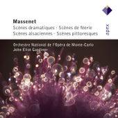 Massenet : Scènes, Le dernier sommeil de la Vierge & Don Quichotte von John Eliot Gardiner