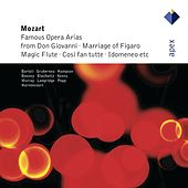 Mozart : Famous Opera Arias by Various Artists