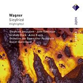 Wagner : Siegfried [Highlights] by Daniel Barenboim
