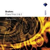 Brahms : Piano Trios Nos 1 & 2 by Trio Fontenay