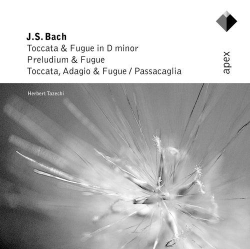 Bach, JS : Organ Works von Herbert Tachezi