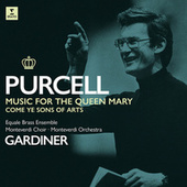 Purcell : Music for Queen Mary von John Eliot Gardiner