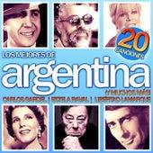 Los Mejores de Argentina 20 Canciones by Various Artists