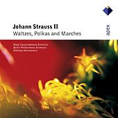 Strauss, Johann II : Waltzes, Polkas & Marches by Various Artists