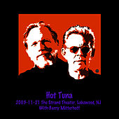2003-11-21 The Strand Theater, Lakewood, NJ (Live) by Hot Tuna