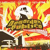 En Vivo Teatro Teresa Carreño Cd2 by Desorden Público